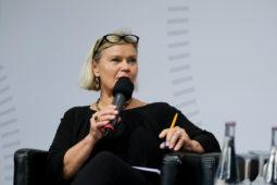 Heike Kahl auf dem Ganztagsschulkongress 2017 im Umweltforum, Berlin